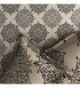 Rago Brown Cotton Queen Size Bed Cover - Set of 3