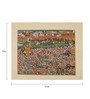 Rajrang Paper 11 x 9 Inch Ethnic Traditional Unframed Painting