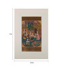 Rajrang Paper 5.5 x 9 Inch Comely Unframed Painting