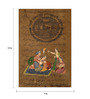 Rajrang Paper 9 x 12 Inch Stunning Traditional Unframed Painting