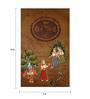 Rajrang Paper 9 x 14 Inch Lord Radha Krishna Grand Unframed Painting