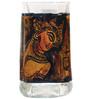 Rang Rage Fiery Ajanta Handpainted Beer Mug - Set of 2