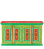 Vanya Hand Painted Sideboard by Mudramark