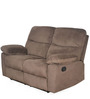 Rays (Three Seater + Two Seater) Recliner in Brown Colour by @home