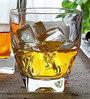 RCR Italy Diamante 850 ML Decanter & 330 ML Whisky Glasses - Set Of 7