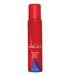 Revlon Fire & Ice Perfumed Body Spray For Women 100 Ml