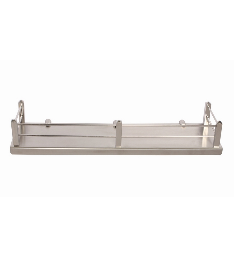 Regis Bathroom Kitchen Stainless Steel Wall Shelf Rack Stella 375mm By Regis Online Bathroom