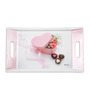 Recon Melamine 3-piece Heart Chocolate Tray Set