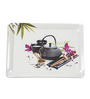 Recon Melamine 3-piece Kettle Tray Set