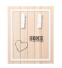 RedNBrown Pink Wood & MDF Home Photo Frame