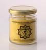 Resonance Meditation Lemon, Myrrh & Balsam Aroma Solar Plexus Chakra Essential Oil Healing Therapy Scented Candle