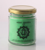 Resonance Meditation Rose & Peppermint Heart Chakra Essential Oil Healing Therapy Scented Candle