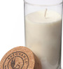 Resonance Vanilla & Coffee Mocha Magic Large Pillar Scented Candle with Cork Lid
