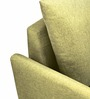 Rio Brilliance One Seater Sofa in Olive Green Colour by Urban Living