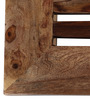 Raliegh Solid Wood Coffee Table in Natural Sheesham Finish by Woodsworth