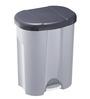 Rotho Plastic 2 L, 10 L Dustbin Set of 2