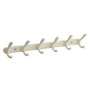 Royal Bath Aluminium Ivory Star Double Peg - Set of 2