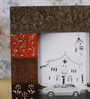 Rural Craft Multicolour MDF Photo Frame