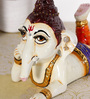 Rural Craft Multicolour Resin Modak Ganesha