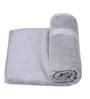 S9home by Seasons Light Gray Cotton Bath Towel