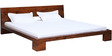 Fairmont Queen Bed in Provincial Teak Finish by Woodsworth