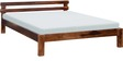 Lyndon Queen Bed in Provincial Teak Finish by Woodsworth