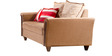 Savanna Two Seater Sofa in Beige Colour by HomeTown