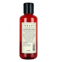 Sandal & Honey Herbal Face wash (210 ml)