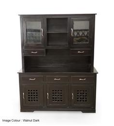 Saffron Simply Storage Crockery Cabinet