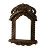 Saaga Elegant Brown Wooden Jharokha