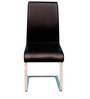 Sabine Chair in Black Colour by Forzza