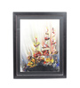 Sadhana Porwal Wooden 24 x 1.5 x 36 Inch Trinity of Universe Framed Painting
