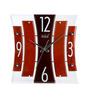 Safal Quartz Classy Designer  MDF Wall Clock