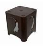 Saibhir Brown Wood Table Lamp