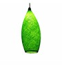Salebrations Hanging Cocoon Lamp Shades with Yarn