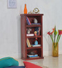 Oakville Mini Book Shelf in Honey Oak Finish by Woodsworth