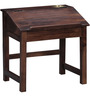 Dakota Study Table in Provincial Teak Finish by Woodsworth