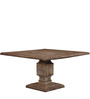 Mateo Four Seater Dining Table in Distress Finish by Bohemiana