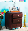 Wynne Luis Chest of Drawers in Passion Mahogany Finish by Amberville
