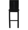 San Luis Bar Chair in Espresso Walnut Finish by Woodsworth
