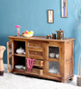 Hudson Sideboard in Provincial Teak Finish by Woodsworth