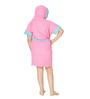 Sand Dune Pink 10 Years Girls Bathrobe