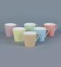 Sanjeev Kapoor's  Diva Coffee Mugs - Set of 6