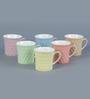 Sanjeev Kapoor's  Krishna Coffee Mugs - Set of 6