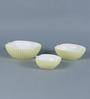 Sanjeev Kapoor's Yellow Apple Bowls - Set of 3