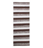 Saral Home Brown Cotton 68 x 28 Inch Premium Quality Yoga Mat