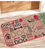 Saral Home Multicolour Jute 24 x 20 Inch Anti Slip Jute Door Mat - Set of 2