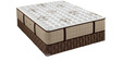 Serene 8 Inch Thickness King-Size Bonnel Spring Mattress by Sleep Innovation