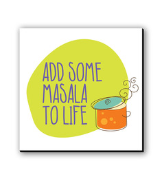 Seven Rays Masala In Life Fridge Magnet