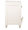 Seaside Dreams Theme Night Stand in Ivory Finish by Pink Guppy